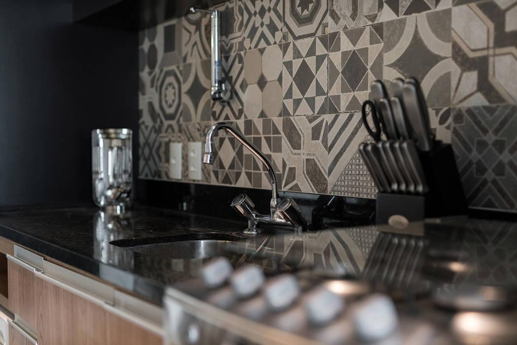 Studio Ideação Unit dapur Keramik Grey