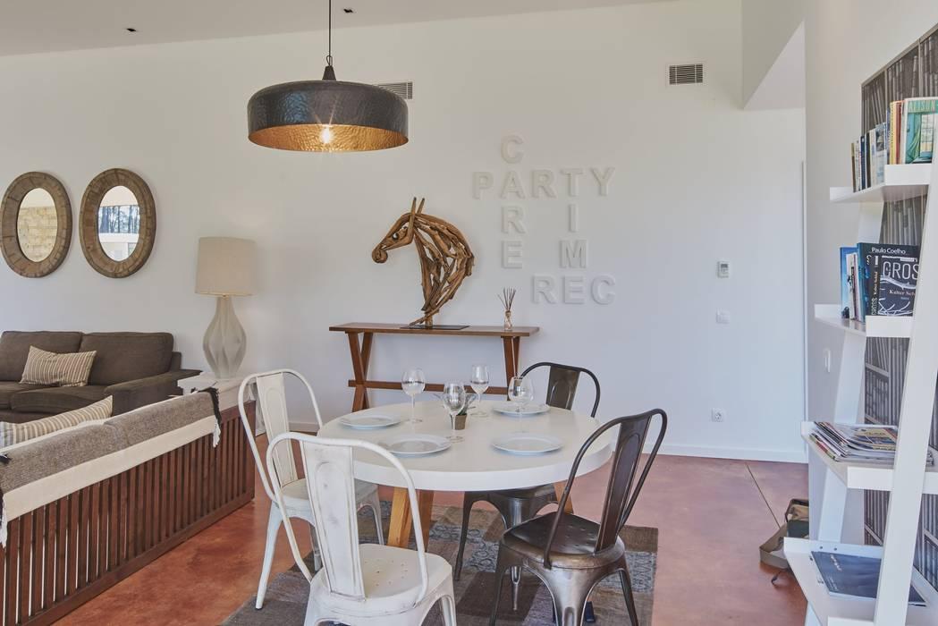 isabel Sá Nogueira Design Modern Dining Room