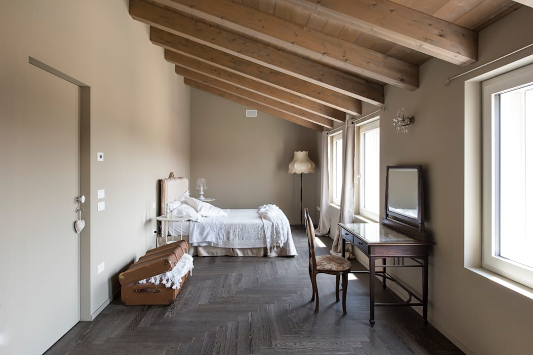 Camera Da Letto Padronale Foto : La camera padronale camera da letto in stile in stile rustico di