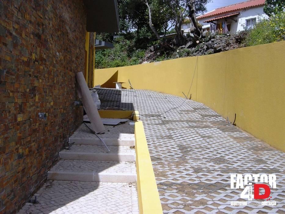 by Factor4D - Arquitetura, Engenharia & Construção Сучасний