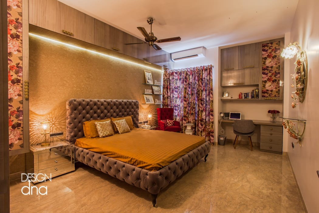 Aira Modern style bedroom by Design Dna Modern