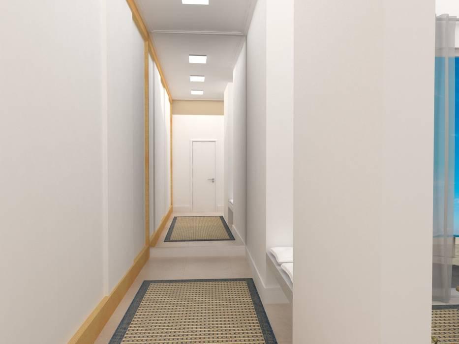 Dressing room by TREVISO Studio Arquitetura e Interiores