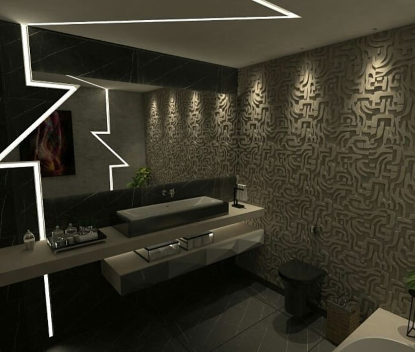 Bathroom by A7 Arquitetura | Design