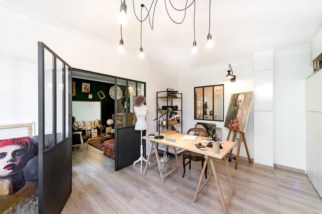 Appartement d'artiste à Cauderan CAROLE HEINRICH SARL BureauBureaux