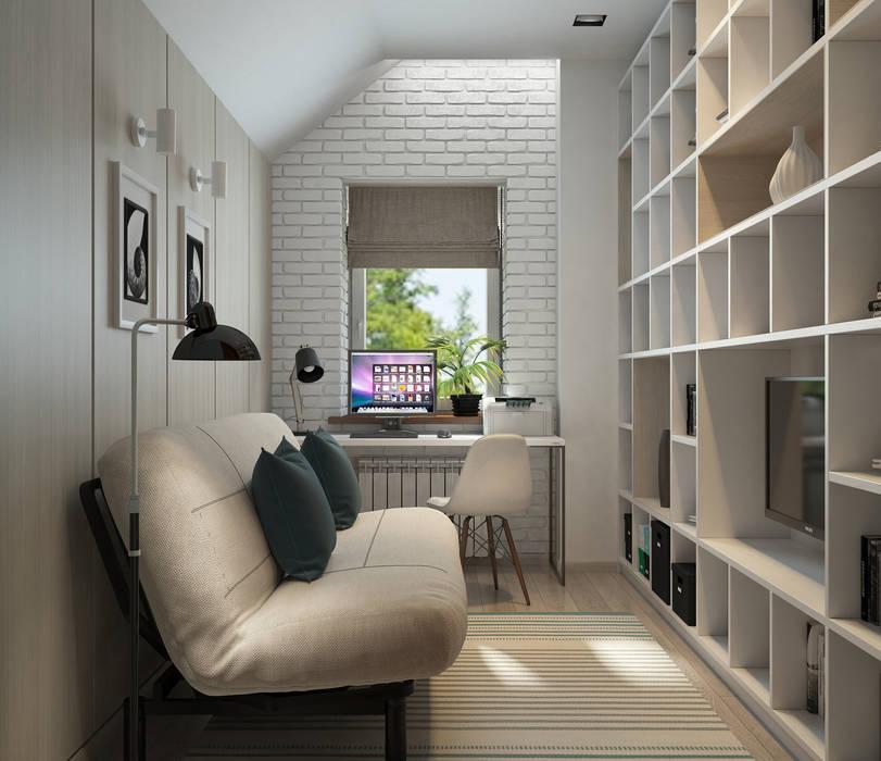 Bon Bureau+chambre Du0027amis: Bureau De Style Par Tatiana Sukhova