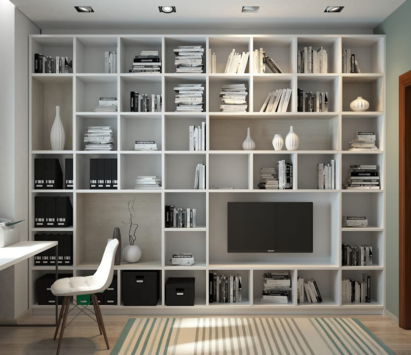 Bureau+chambre d\'amis: bureau de style par tatiana sukhova ...