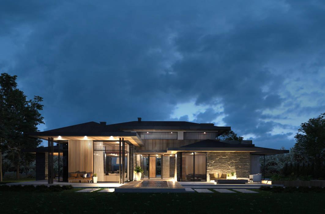 Дома на одну семью в . Автор – TISSU Architecture