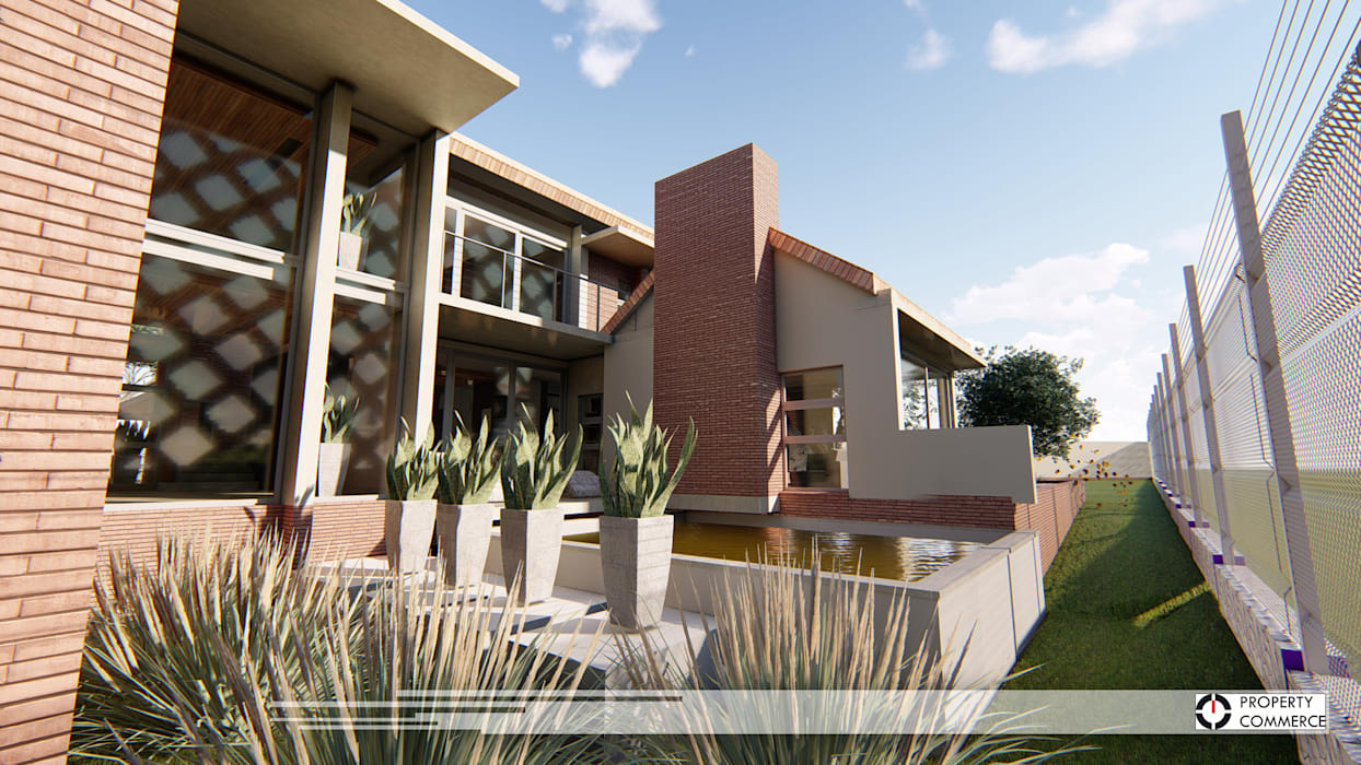 Modern home by Property Commerce Architects Modern