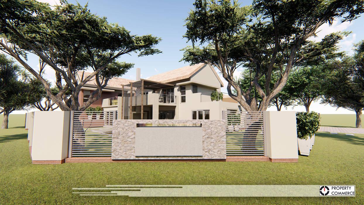 Rumah Modern Oleh Property Commerce Architects Modern