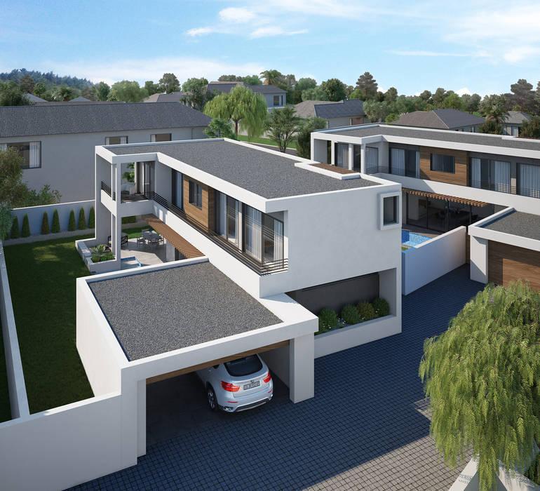 von Cleo Architecture Studio Modern Beton