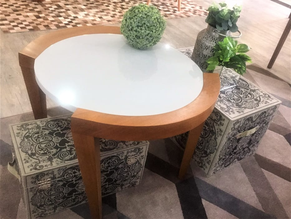 現代  by Sgabello Interiores, 現代風 木頭 Wood effect