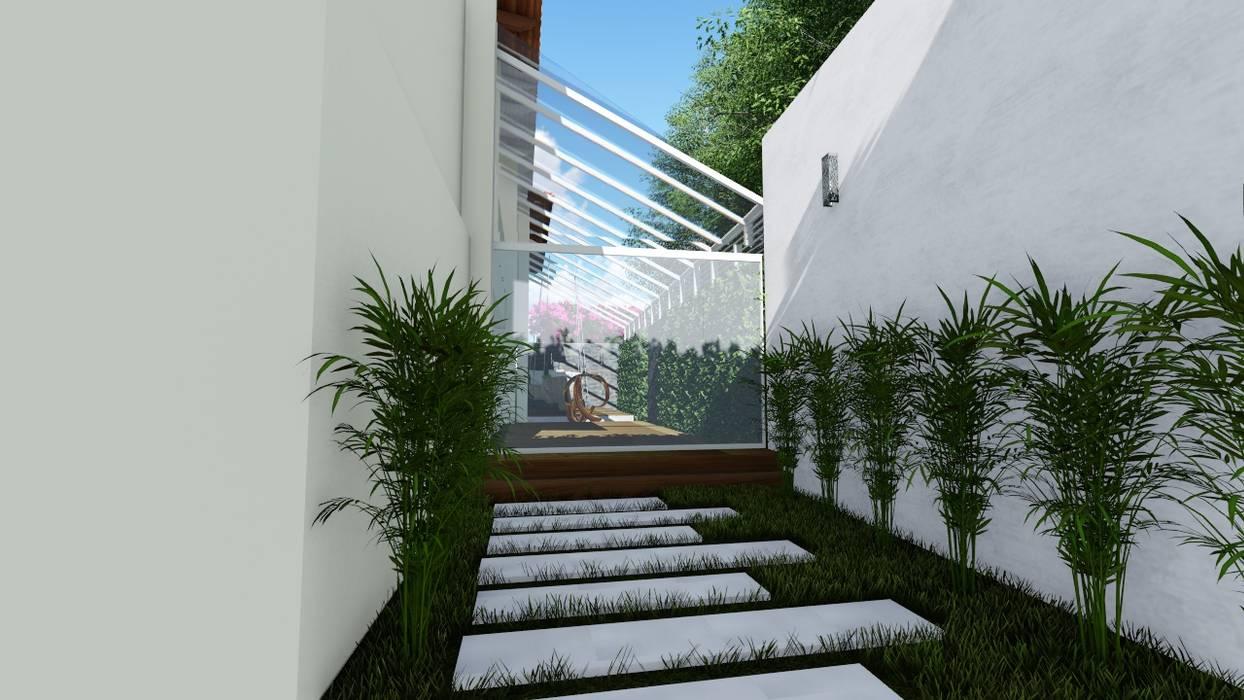 Quinta La Revoltosa de Vida Arquitectura Moderno Concreto