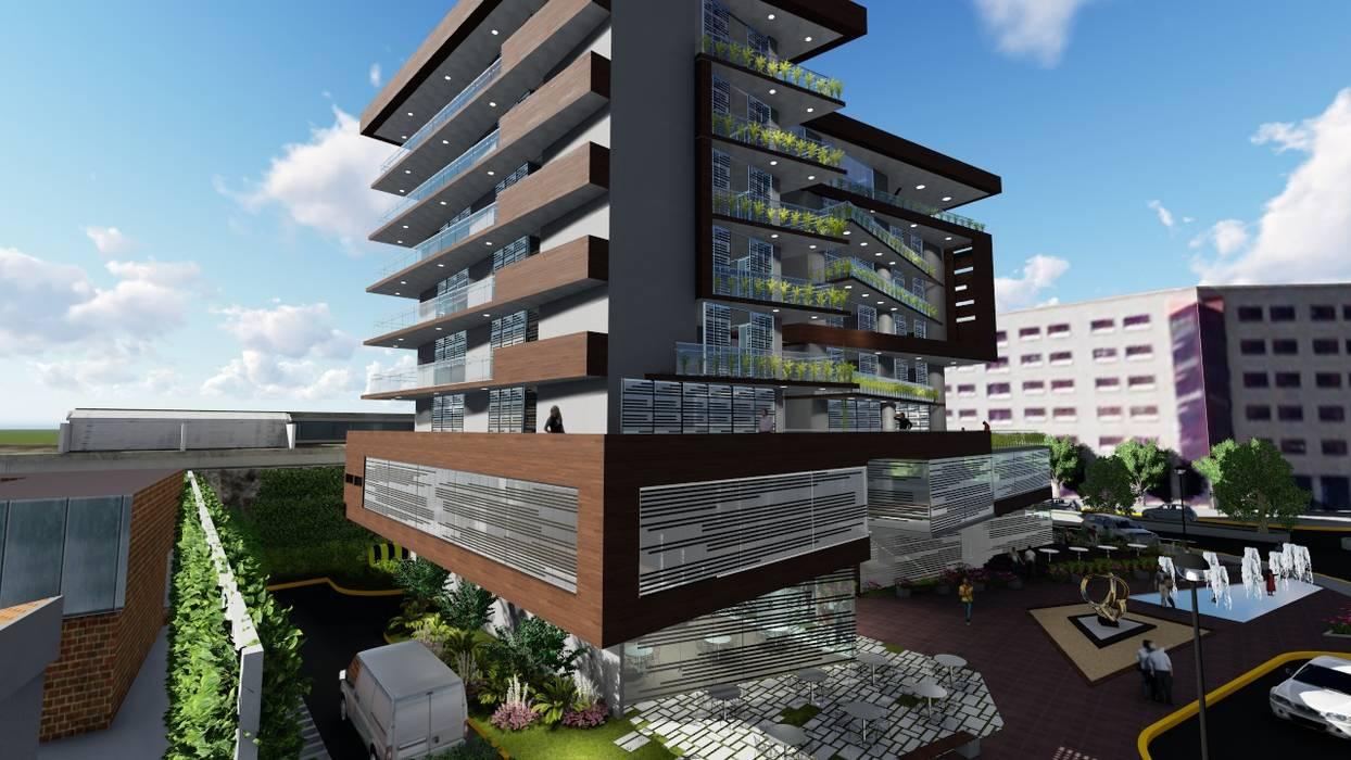 Multi-Family house by Vida Arquitectura,