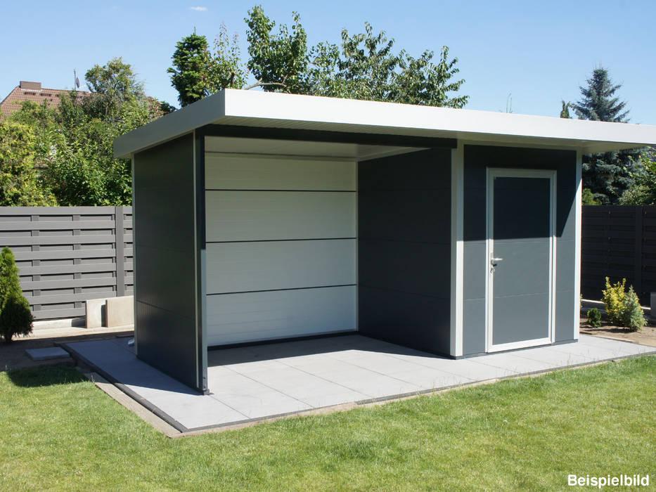 Fabulous Garden shed by trapezblech gonschior ohg | homify ZI06