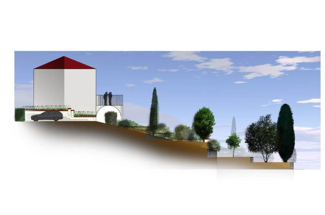 Quinta Do Lago Ecossistemas Jardins modernos