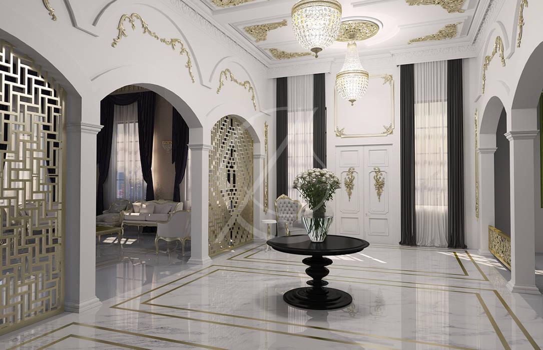 Corridor Design: Entrance Hallway: Corridor & Hallway By Comelite