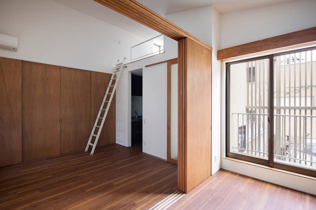 LDK の 株式会社 藤本高志建築設計事務所