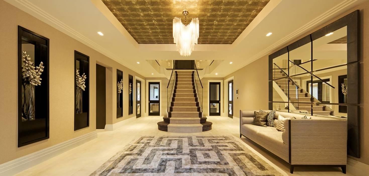 Escaleras: Escaleras de estilo  por MDQ ARCHITECTURE CHILE