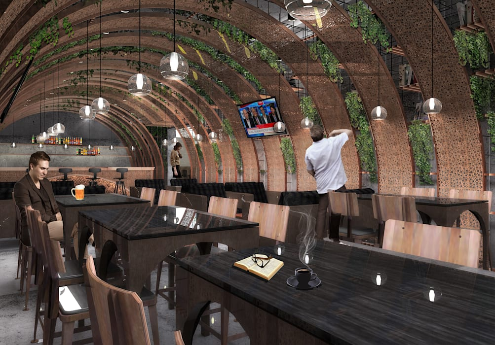 Bars & Clubs von TheeAe Architects
