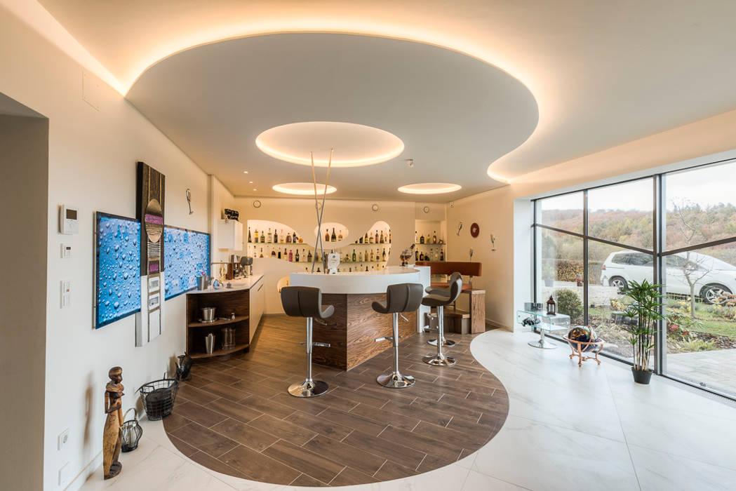 Ein besonderes Ambiente für Ihre Gäste Moderne Weinkeller von Horst Steiner Innenarchitektur Modern