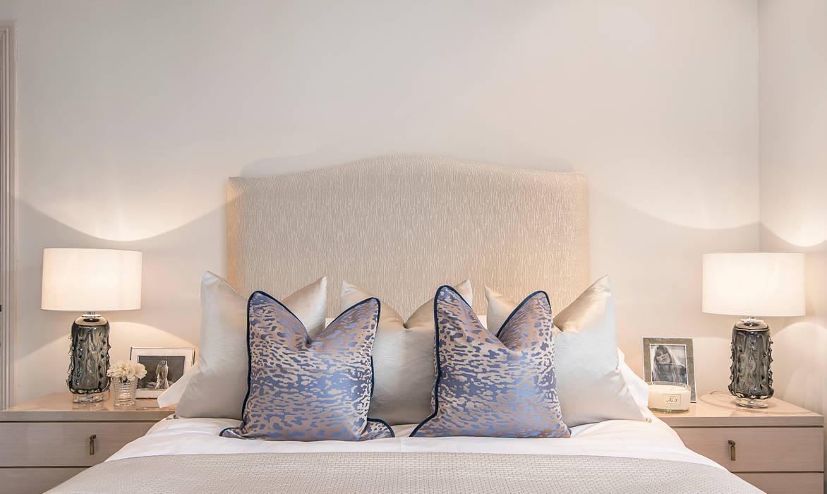 Bedroom design homify Modern style bedroom