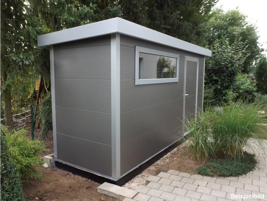 Beliebt Go-iso - hochwertiges gartenhaus isoliert 4,50 x 1,50 m FK77