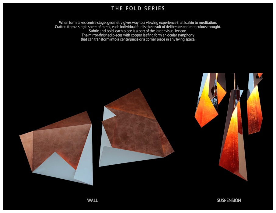 FOLD series Epistle Communications ArtworkOther artistic objects