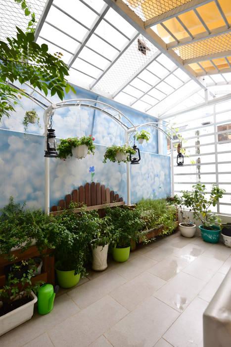 庭院 by Archifix Design, 現代風