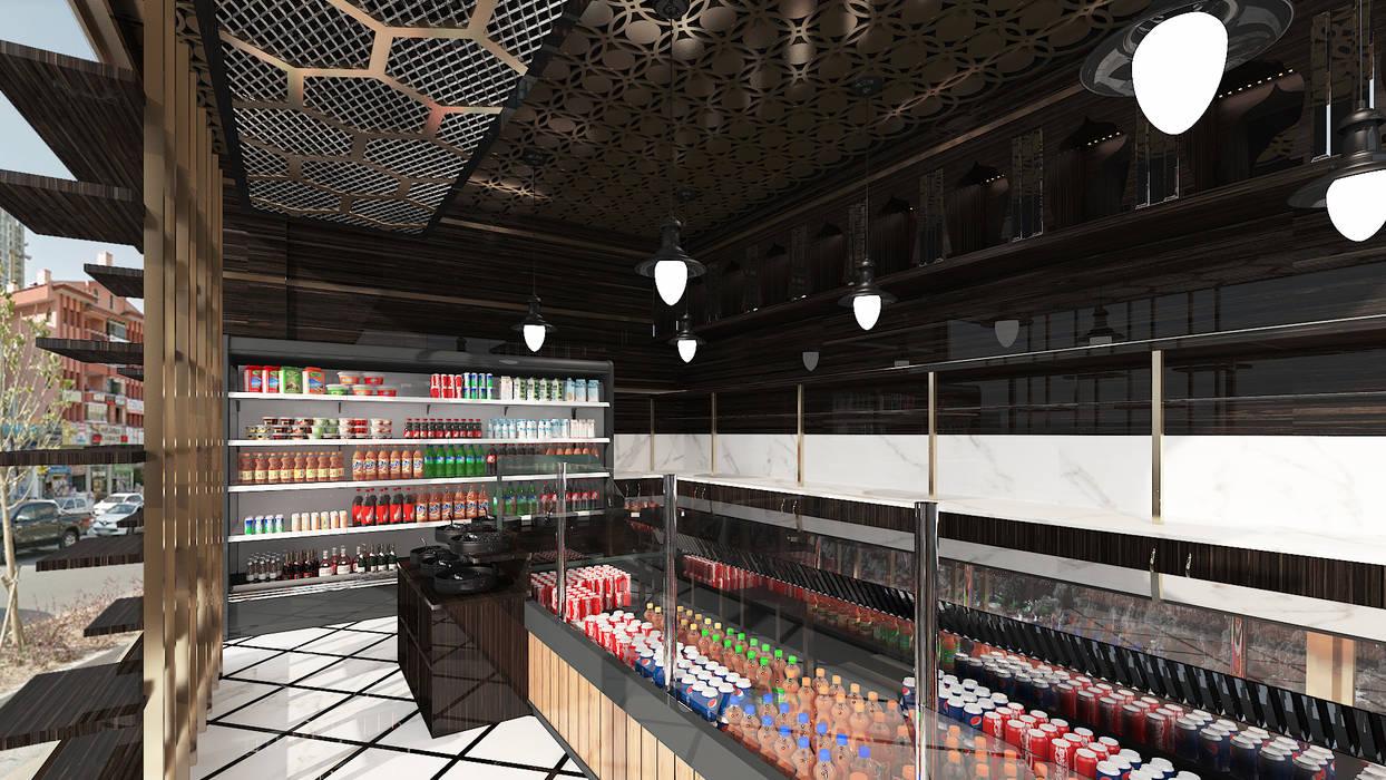 Commercial Spaces by Mimayris Proje ve Yapı Ltd. Şti.