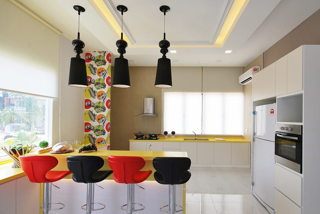 Ipoh South:   by Hatch Interior Studio Sdn Bhd,
