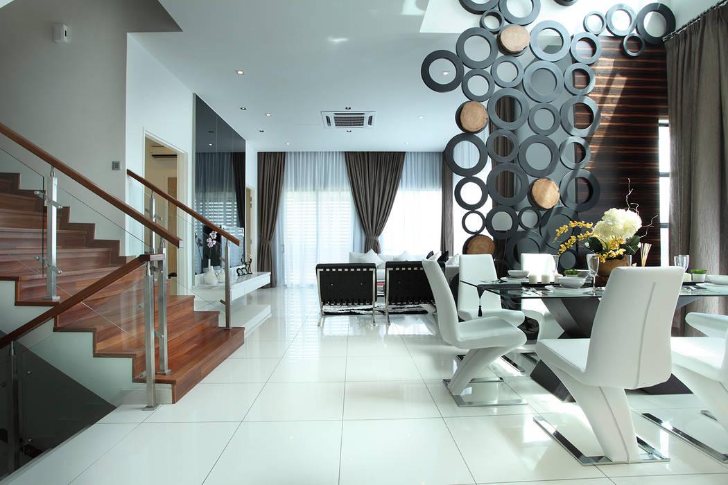 16 Sierra by Hatch Interior Studio Sdn Bhd Modern