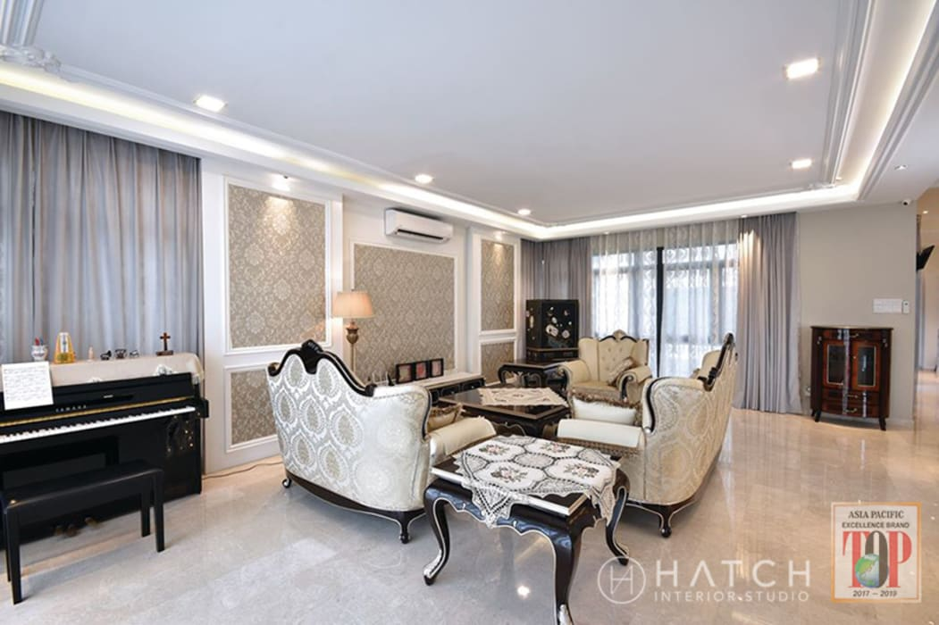 Kajang Jade Hills by Hatch Interior Studio Sdn Bhd Classic