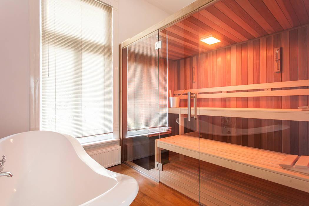 Sauna In Badkamer : Badkamer met sauna: badkamer door bob romijnders architectuur
