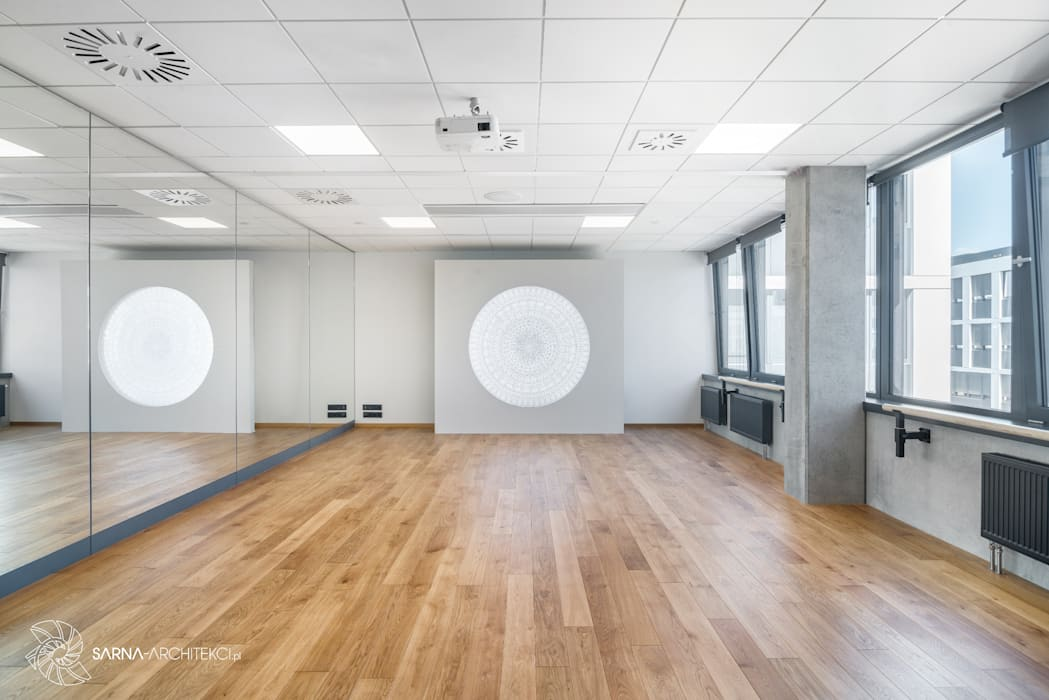 SARNA ARCHITECTS Interior Design Studio Modern