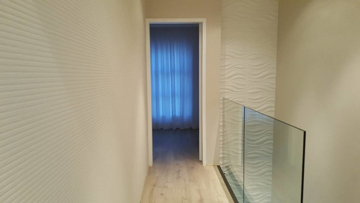 Passage Modern Corridor, Hallway and Staircase by The Guys - enhance your space, enhance your life! Modern