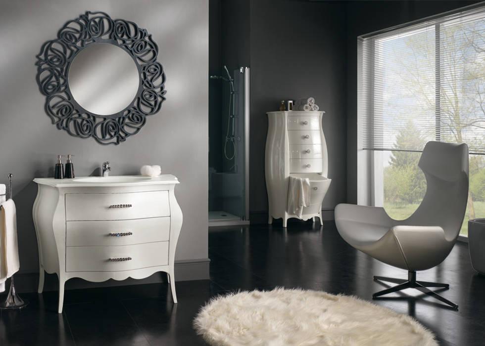 Arredo Bagno Artigianale : Arredo bagno artigianale bagno in stile di ferrari arredo