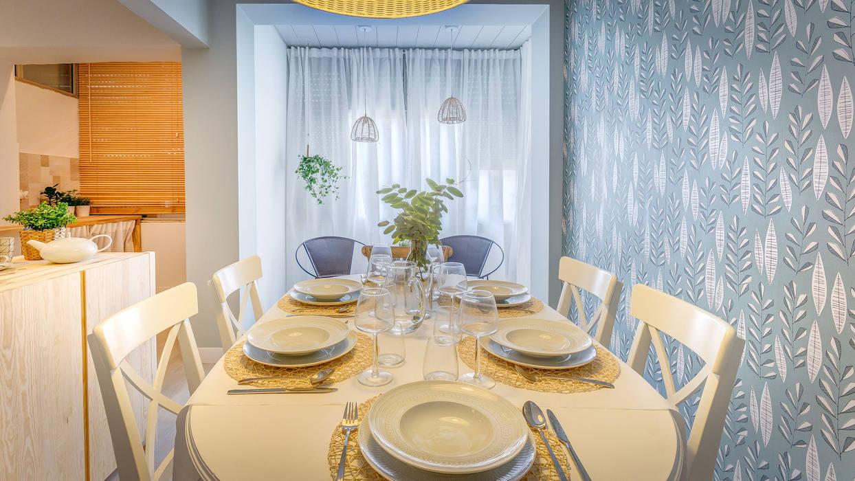 Querido Mudei a Casa - Episódio #2421 Salas de jantar escandinavas por Homestories Escandinavo