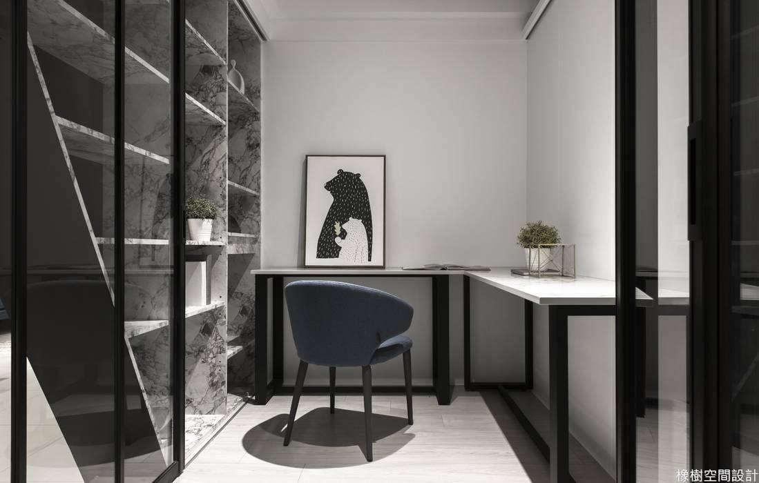 مكتب عمل أو دراسة تنفيذ 橡樹設計Oak Design