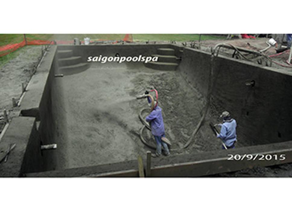 de Công ty thiết kế xây dựng hồ bơi Saigonpoolspa Moderno