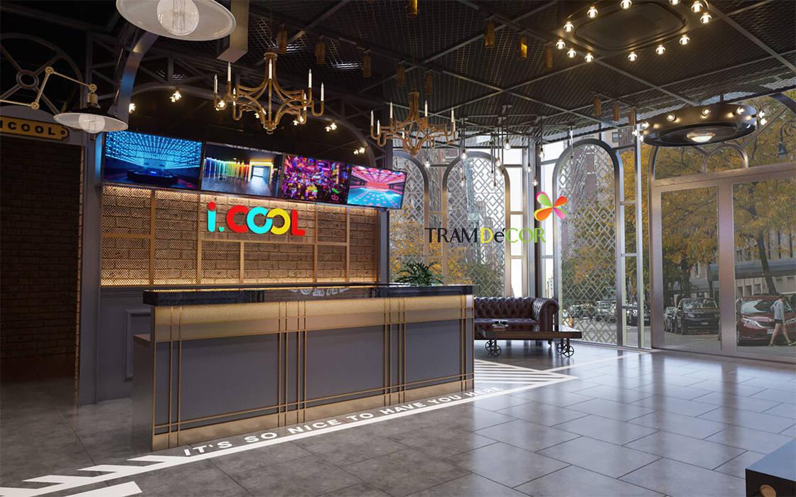 Karaoke Icool:  Quán bar & club by Công ty Thiết kế Nội Thất Tramdecor