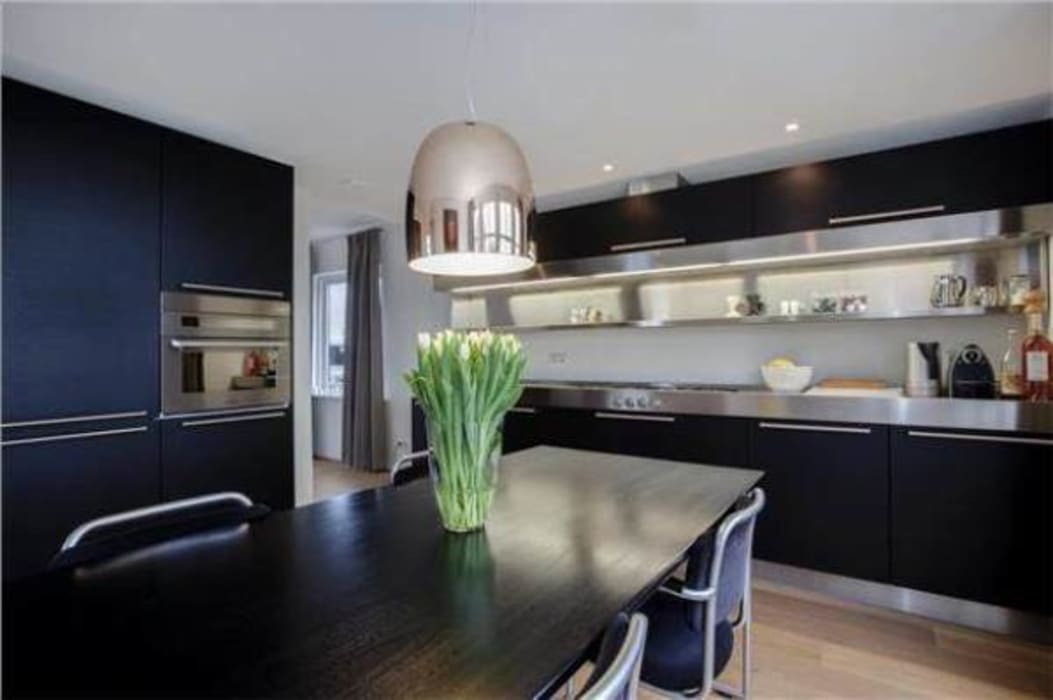 Dineke Dijk Architecten Modern Kitchen