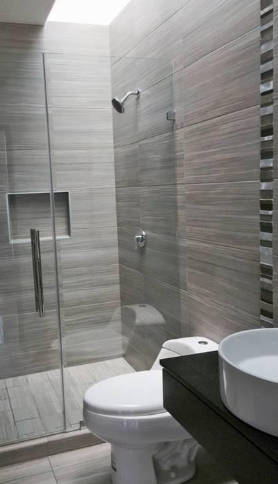 3ce1963855f84 Cima   baños de estilo por pesa arquitectos