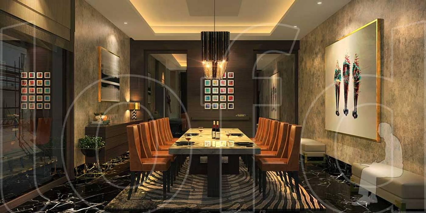 Language of Design Ruang Makan Modern
