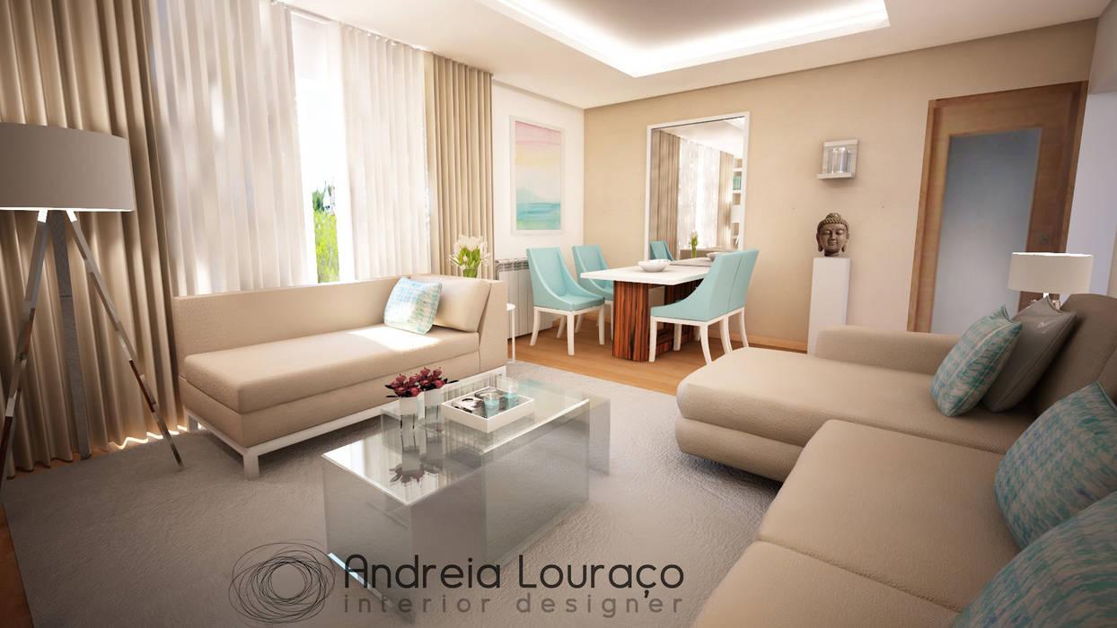 Projecto 3D por Andreia Louraço - Designer de Interiores (Contacto: atelier.andreialouraco@gmail.com)