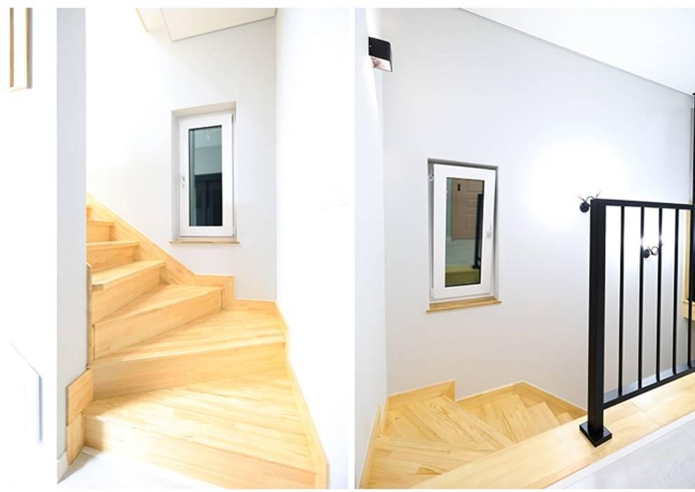 Treppe Von 하우스톡 Landhaus Homify