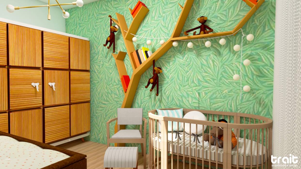 par Fark Arquitetura e Design Rural Bois Effet bois