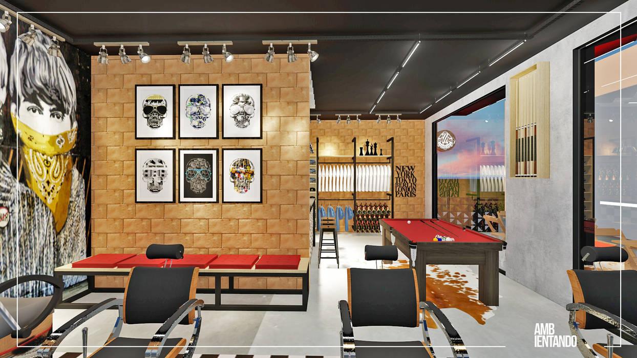 by Ambientando Arquitetura & Interiores Modern
