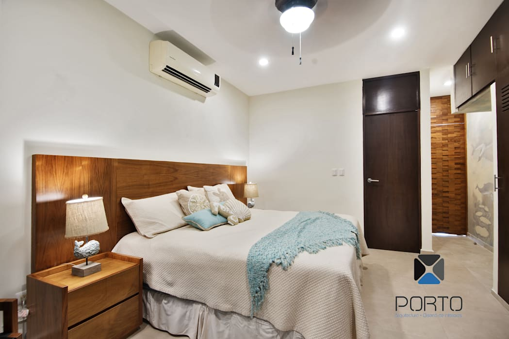 Proyecto villa wayak rec maras de estilo por porto - Proyecto diseno de interiores ...