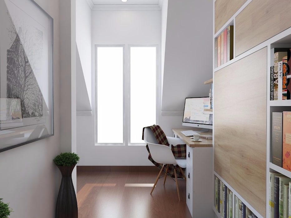 Office spaces & stores by saraè interior design   homify