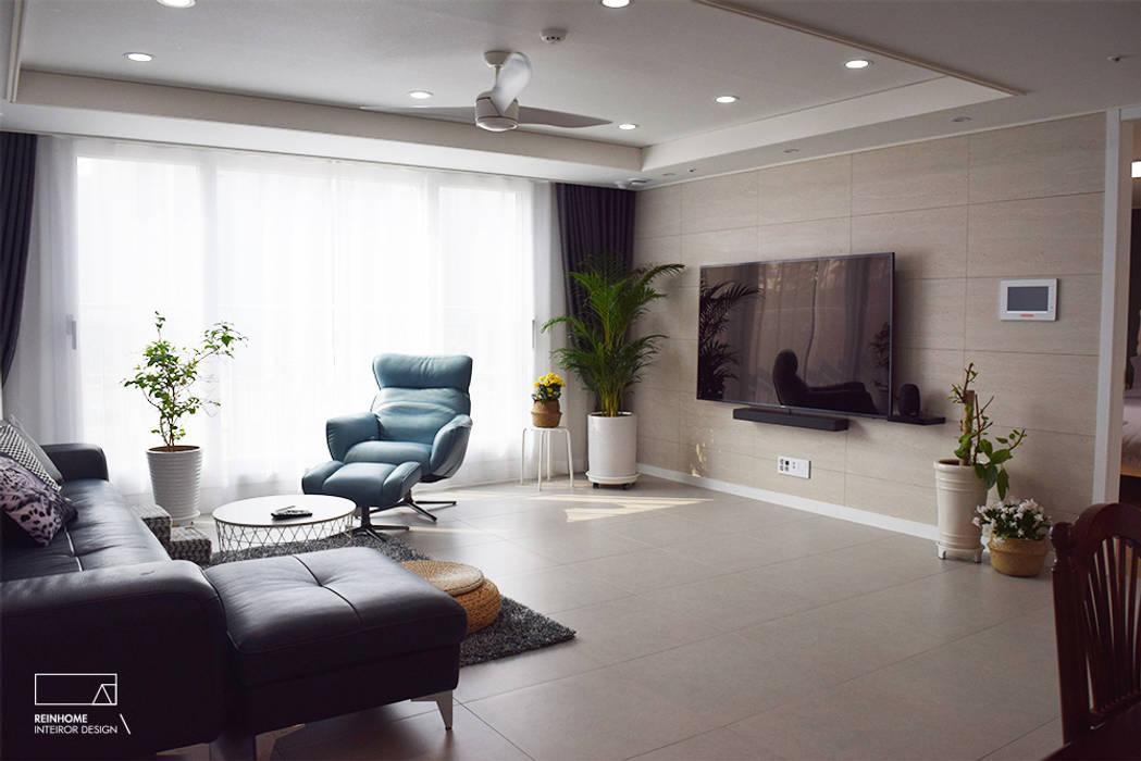 Chambre de style  par 리인홈인테리어디자인스튜디오, Moderne
